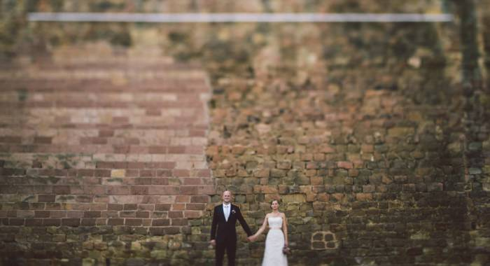 Olivia + Timo: Married in Weinheim